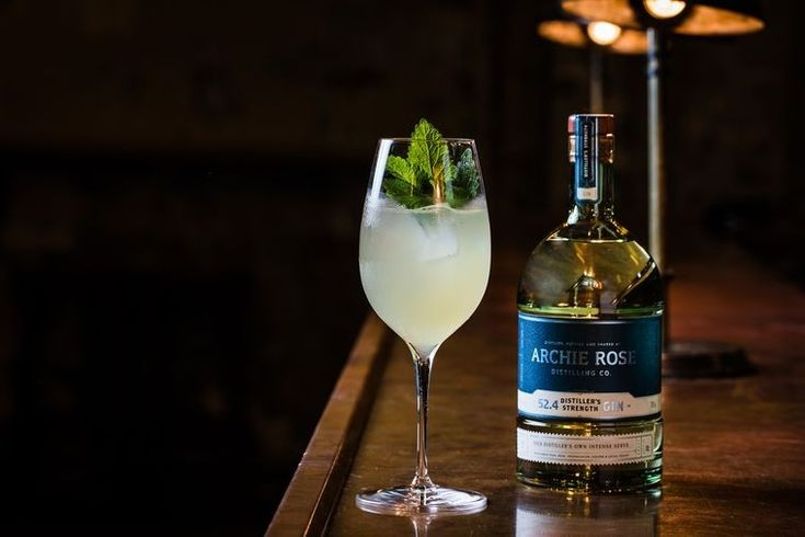 Warning: This refreshing gin spritz that comes courtesy of Sydney locals Archie Rose will have you forgetting that the Aperol Spritz was ever the drink of the moment.