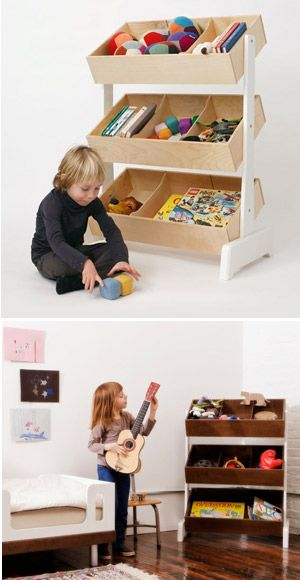 oeuf toy storage from zac and zoe $496