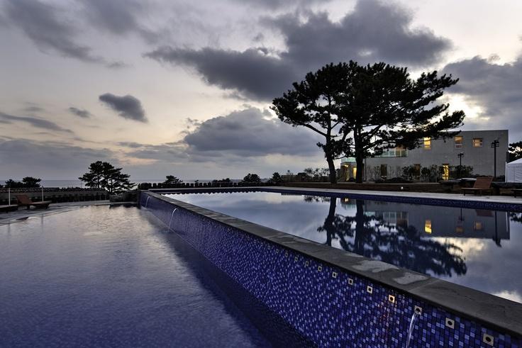 """Sunset at """"villa de aewol"""""""