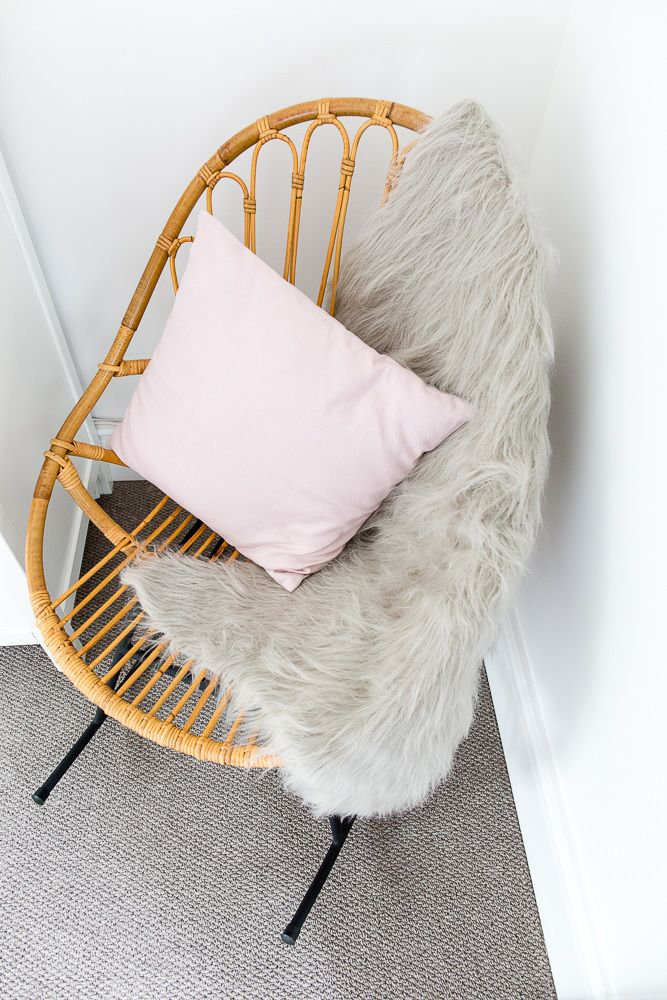 Chair From Maison Du Monde - Image By Little Beanies