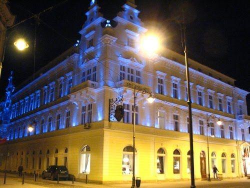 Emperor of Romans Hotel, Sibiu | True Romania