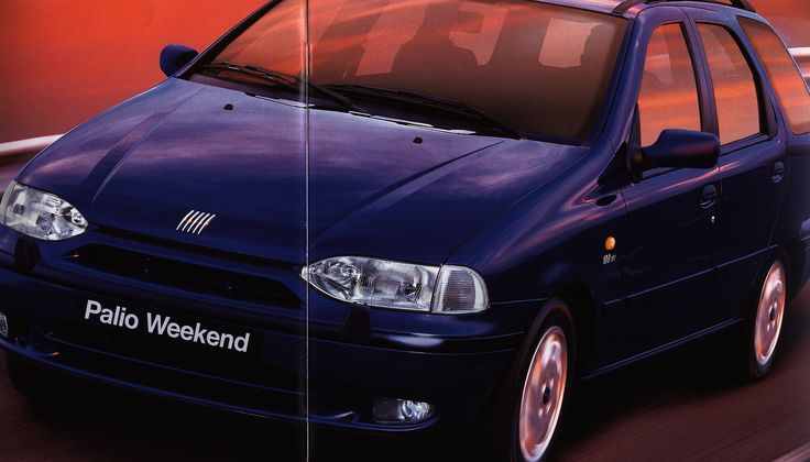 https://flic.kr/p/EpnHcL | Fiat Palio Weekend; 1999_2 car brochure by worldtravellib World Travel library