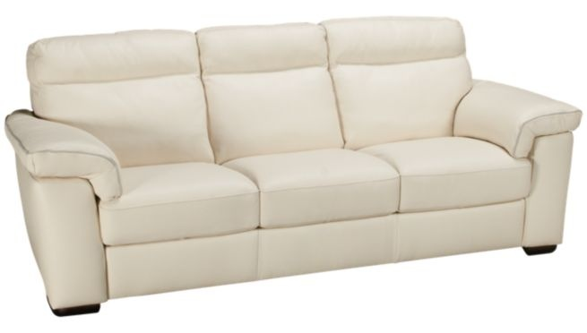 Natuzzi editions leather sofa from jordan39s furniture for Sectional sofas jordans