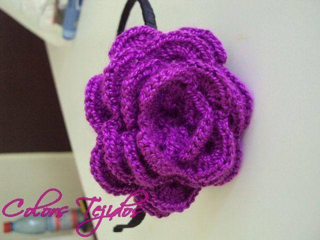 Mis diseños tejidos en crochet