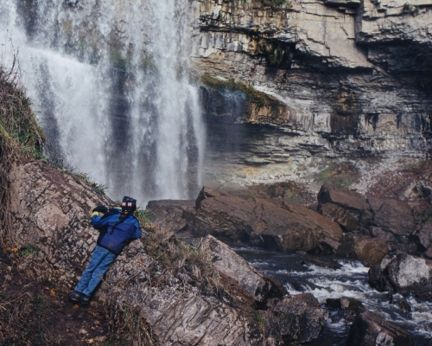 Webster's Falls Conservation Area (Dundas)
