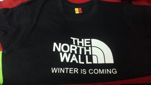 Polera The North Wall CLP $7.000