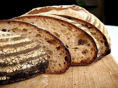 Beer Rye Sourdough - After reading this, I feel like there's a lot more I need to know about baking bread...