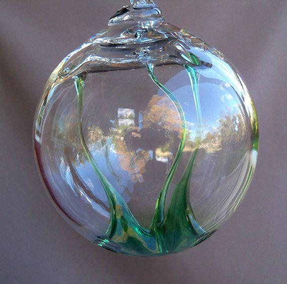 Art Glass Hand Blown