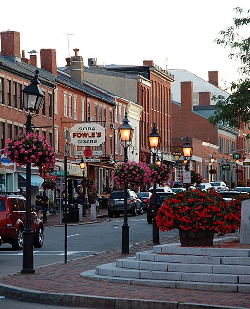 New England, Newburyport, Massachusetts.