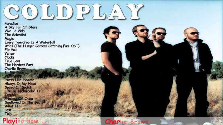 Coldplay Greatest Hits || Best Songs Of Coldplay