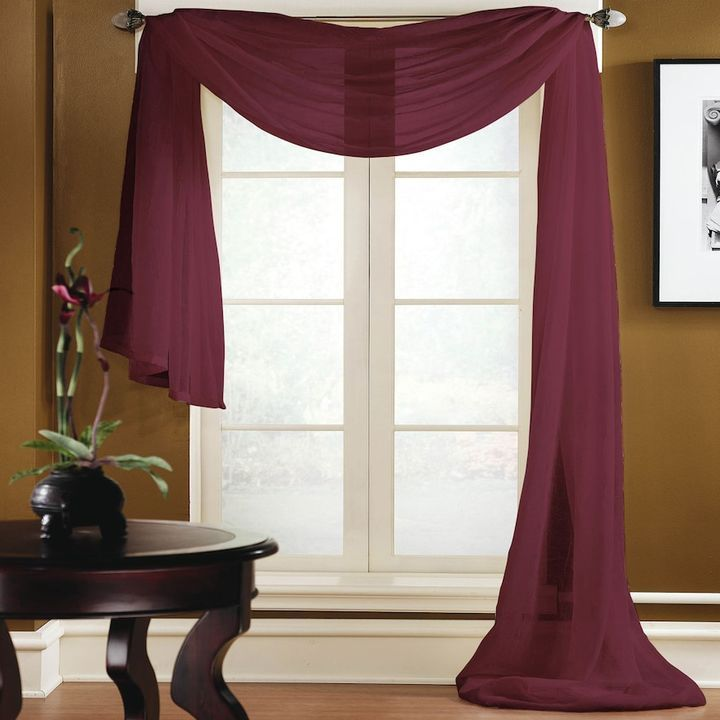 25 Best Ideas About Girls Room Curtains On Pinterest: Best 25+ Window Scarf Ideas On Pinterest
