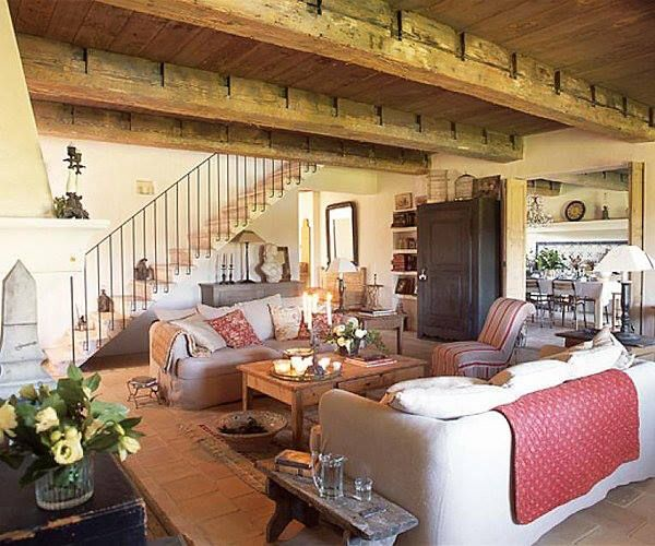 251 best provence french country style images on pinterest for Country basement ideas