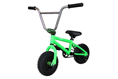 R4 Pro Mini Bmx Bicycle Trick Jump Freestyle with Pegs Monster Green Review https://bestmountainbikeusa.info/r4-pro-mini-bmx-bicycle-trick-jump-freestyle-with-pegs-monster-green-review/