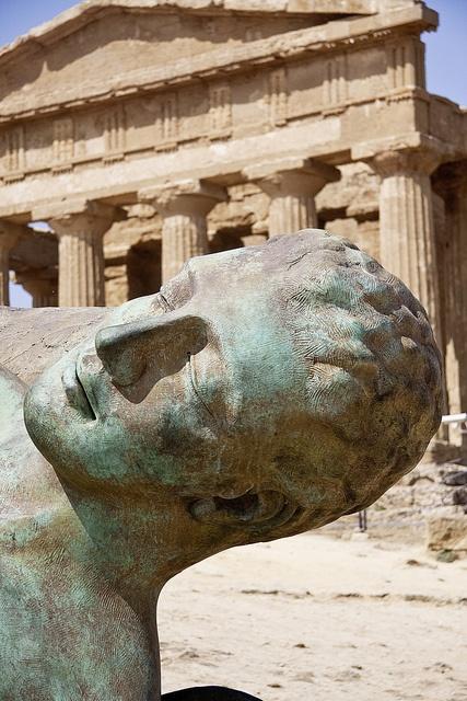 Agrigento - Sicily, Italy ©Lee-Ann Licini | www.flickr.com | #Sicilia #Italia…