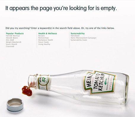 404 error by #Heinz