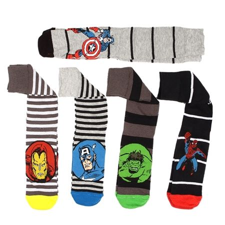 Men's socks Avengers marvel batman superman. Check our store. #socksbatman #socksmarvel #sockssuperman #Avengers