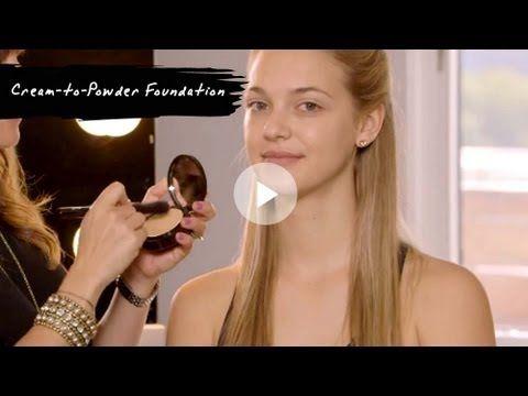 Jamie Greenberg: Get Flawless Skin with Cream-to-Powder Foundation