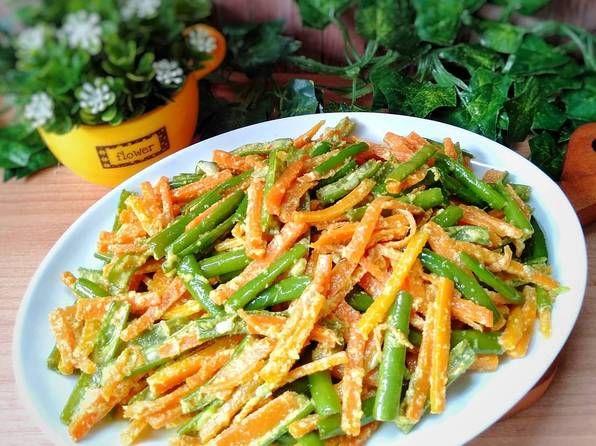 Resep Tumis Buncis Bumbu Kuning Oleh Susan Mellyani Resep Resep Ayam Tumis Memasak