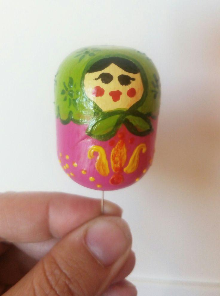 Transformed kinder egg