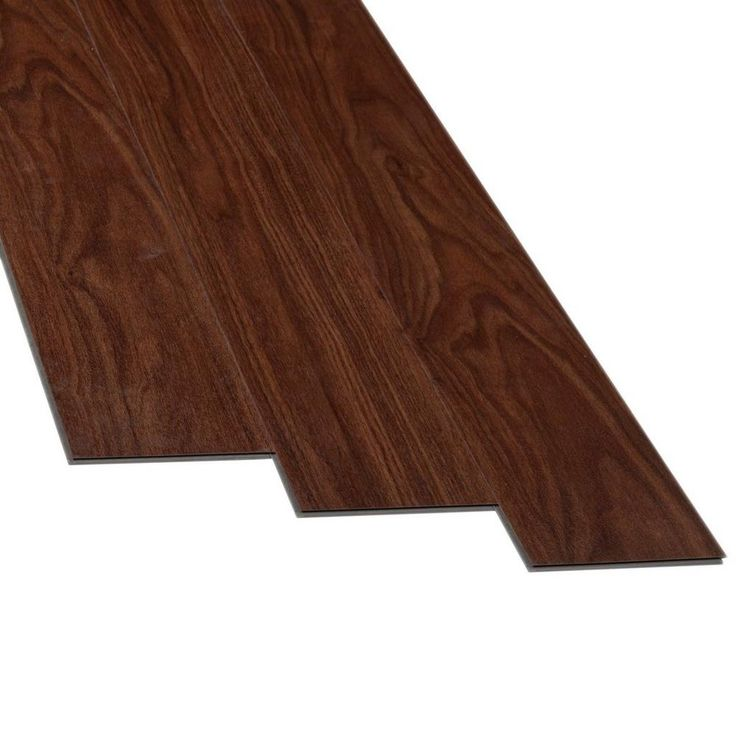 Wundervoll Casa Moderna Dark Walnut Luxury Vinyl Plank   3mm   100130806 | Floor And  Decor