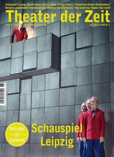 Das #Theater-Land #BaWü zwischen Krisenindizien und Neugewichtung  Jetzt in Theater der Zeit: