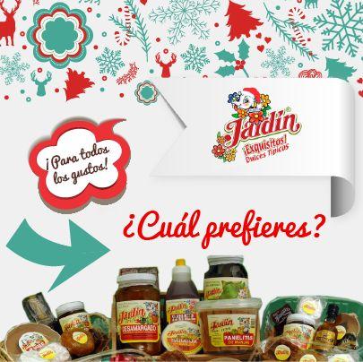 Te invitamos a conocer todas nuestras variedades en Dulces Típicos colombianos >> http://productosjardin.com/