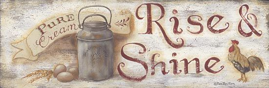 Rise & Shine (Pam Britton)