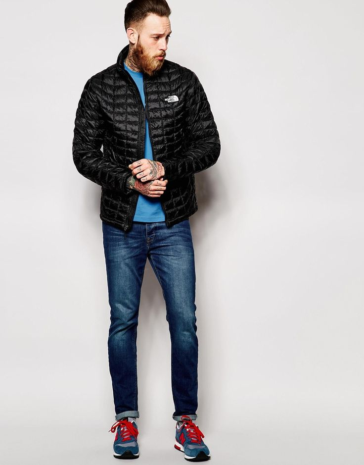 Image 4 of The North Face Thermoball Zip Up Jacket