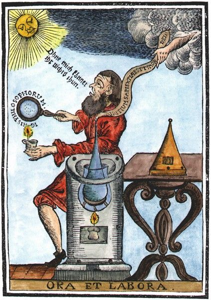 Alchemical and hermetic emblems 41-80                                                                                                                                                                                 Mais