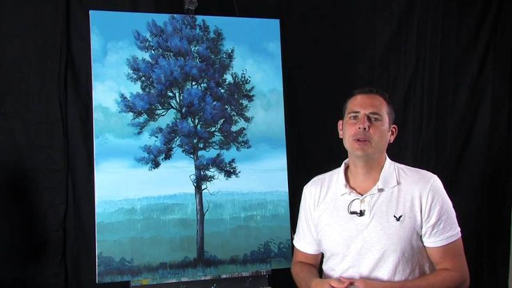 Acrylic Painting Lessons Tips and Tricks by award winning artist Tim Gagnon