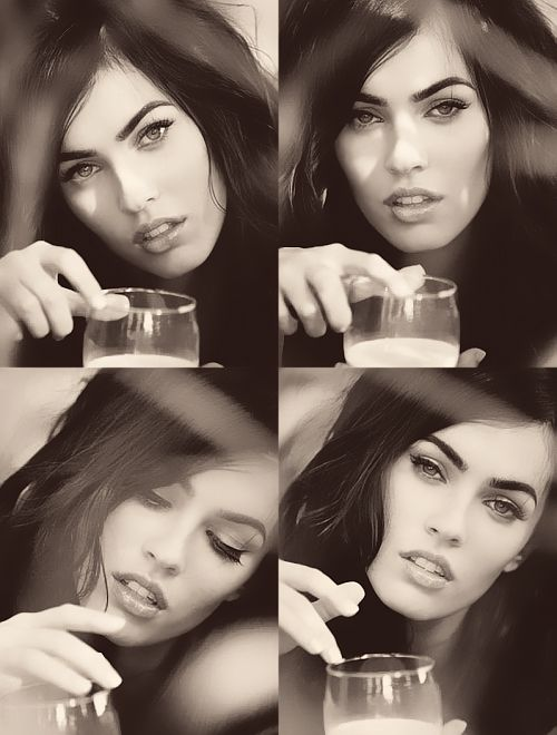Megan Fox eyebrows <3