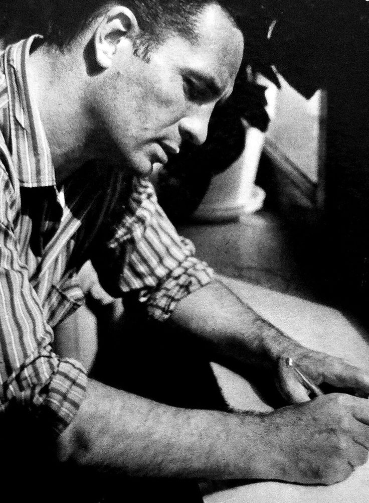 Jack Kerouac (1922-1969). Veja também…