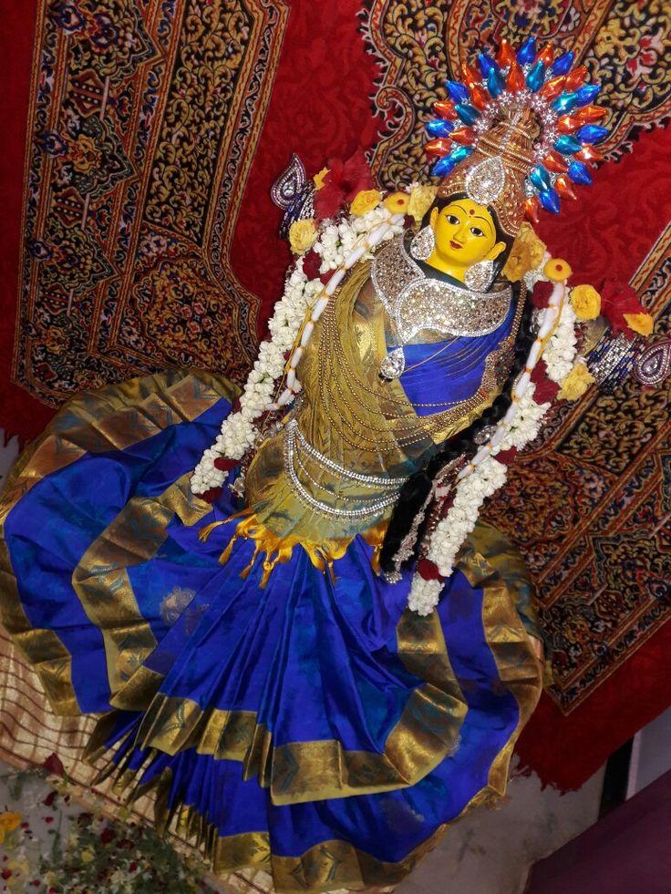 Varalakshmi viratham decoration
