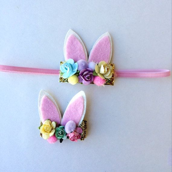 Hey, I found this really awesome Etsy listing at https://www.etsy.com/listing/226035156/little-bunny-bouquet-ears