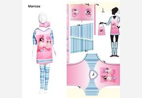 Workshop Barbie/ Brazz pop outfit maken - Huize van Marrosa (2) – Knit&Knot2016