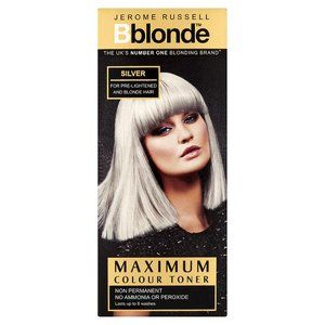Jerome Russell B Blonde Silver Toner Jerome Russell