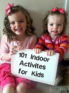 Six Sisters' Stuff: 101 Fun, Easy, and Cheap Indoor Activities for Kids...