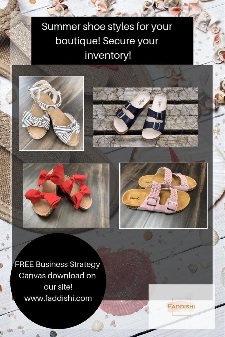 Shoe Vendor List in 2020   Summer shoes