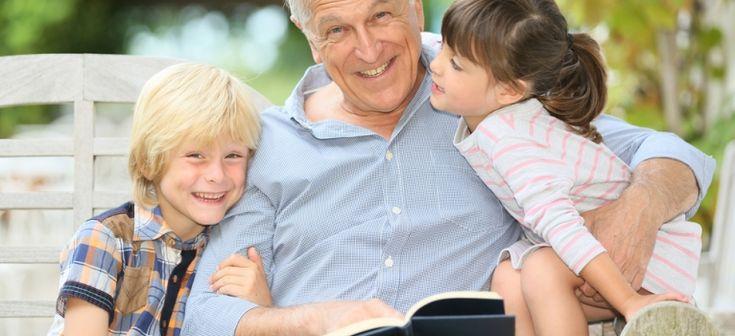 Ultima scrisoare a unui bunic catre nepotii sai: 18 sfaturi de viata extraordinare