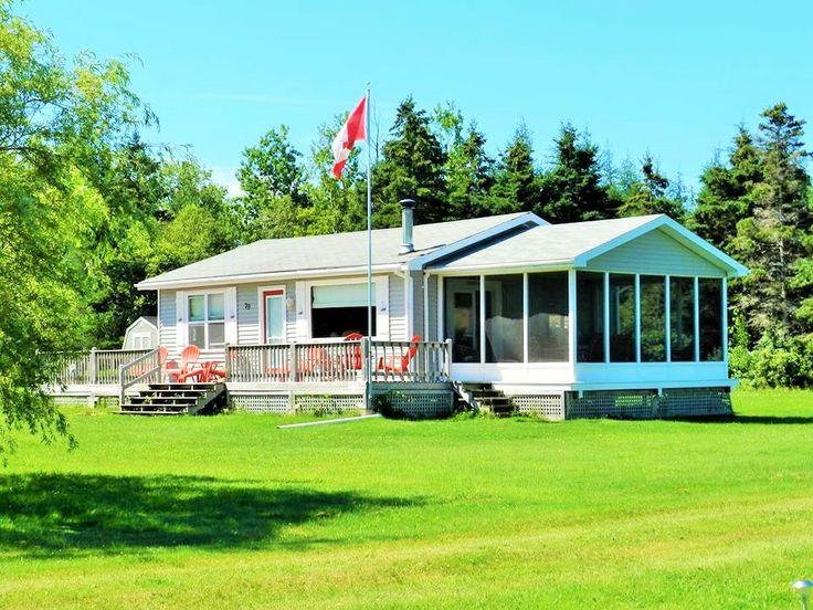 Right beside Cambra Sands Resort 79 Islandview Subdivision Road,  Malagash, Nova Scotia B0K 1E0 www.bythesearentals.ca