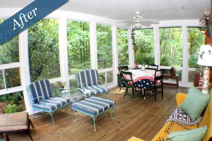 17 best images about screened in porch on pinterest for Porch durham