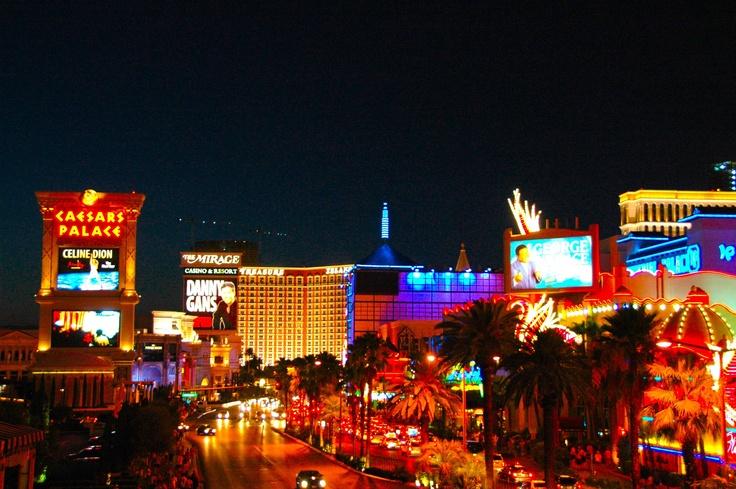 Vegas, Let's gamble !