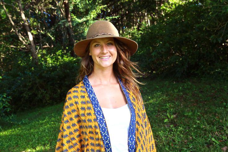 Kimono to make you feel beautiful