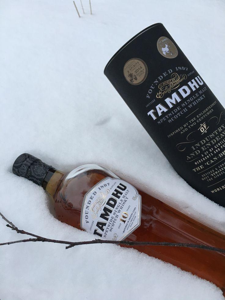 Tamdhu on sherrykypsytetty, mieto perusviski