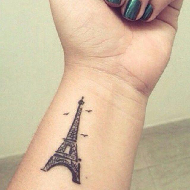 20 awesome tattoo ideeën voor om je reislust te uiten -Cosmopolitan.nl