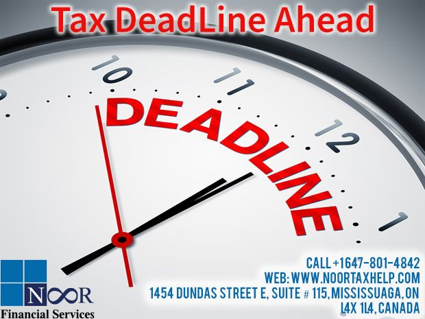 Suffering From Tax Issues? For Your Answer Visit Noor Financier Contact Us Today: Call: 647-801-4842 Email: Info@NoorTaxHelp.com
