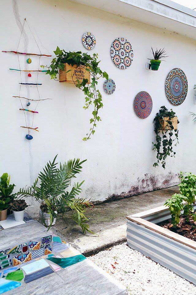 Ideas For Waterproof Outdoor Art