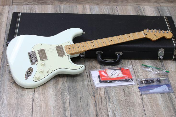 Fender Blacktop Stratocaster HH 2011 Sonic Blue + OHSC