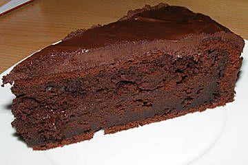 Starbucks Schokokuchen -- Hells Temptation von chefkoch.de Also try: http://annesfood.blogspot.com/2006/10/chocolate-truffle-cake.html or Polnischer Schokokuchen: http://www.stillen-und-tragen.de/forum/viewtopic.php?f=176 & t=160513 & start=80