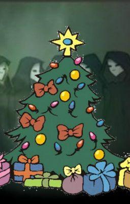Jak to asi vypadá, když Smrtijedi slaví Vánoce? Objevte jejich dárky a popřejte jim hodně štěstí, aby za ně Voldemorta nezabili.